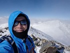 Grays Peak summit shot.