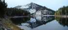 Wider angle of Jughandle and Louie Lake (stitched pano).