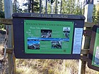Rough Creek Trailhead sign.