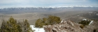 Lemhi panorama from the summit.