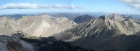 Panoramic view of Iron Basin from WCP-7.