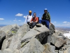 Gannett Peak Summit