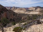 Great views from the West Rim Trail.